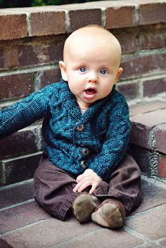 Ravelry: Gramps Cardigan pattern by Kate Oates