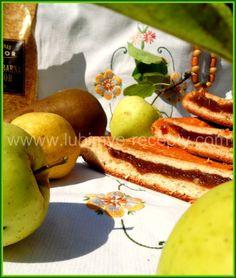 Rieser Bauerntorte - традиционный баварский пирог с яблоками