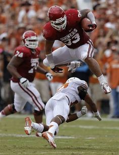 Phil Loadholt Photo Gallery | Oklahoma sooners, Ou ...
