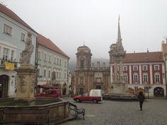 Mikulov na Morave (Czech Republic)
