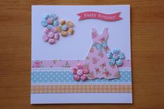 CWC Kitsch Craftwork Cards, Craft Work, Hobbies And Crafts, Kitsch, Projects To Try, Happy Birthday, Frame, Card Ideas, Inspiration