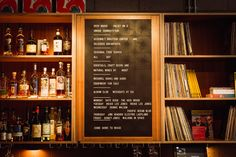 Spiritland is home to the city's most impressive music system and a serious array of whiskies