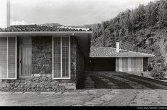 Ballvé House | José Antonio Coderch de Sentmenat