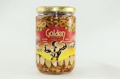 Golden Honey Nuts 750G (Made in Turkey)
