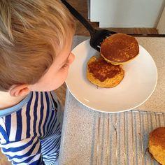 Lazy Sunday Pancakes!  Healthy, Easy, Delicious, Gluten-free, Dairy-free  Recipe: www.BrainOrganics.com  #glutenfree #dairyfree #delicious #healthy #breakfast #pancakes Breakfast Pancakes, Lazy Sunday, Nutritional Supplements, Dairy Free Recipes, Glutenfree, Free Food, Brain, Organic, Healthy