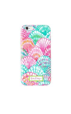 Lilly Pulitzer  iPhone 6/6S Cover in Oh Shello - Lilly Pulitzer Multi Oh Shello Tech