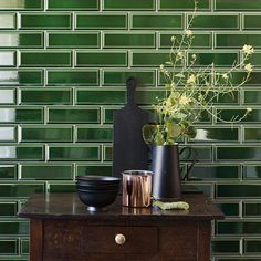 Green tones, herringbone tiles and minimal clothing storage rails are also among the trends listed by the online bookmarking platform, after analysing over 1,000 UK-based user pins from the past year.