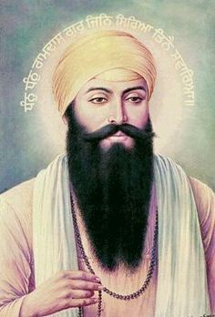 The fourth Sikh Guru - Guru Ramdas saheb ji