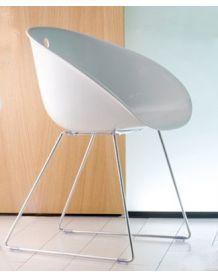 Pedrali Chaise Design Gliss 920 Blanc Meuble Original Meuble Style Industriel Chaise Design