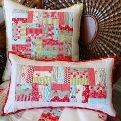 posted on Green Fairy Quilts facebook page...love these!