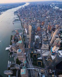 Financial District Manhattan by opoline #newyorkcityfeelings #nyc #newyork