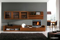 7 Easy Way to Design the Perfect TV Unit. Read on.. #design #tvunit #interiors #homz #articles