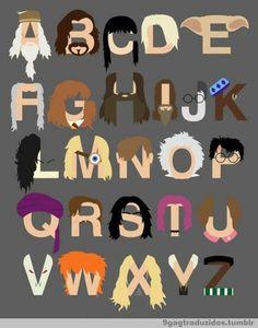 Albus Black Cho Draco Elf Filch Granger Hagrid Igor James Kingsley Lestrange Mad-Eye Neville Olivander Potter Quirrell Remus Snape Tonks Umbridge Voldemort Weasley Xenophilius Yaxley Zabini