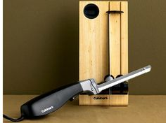 Cuisinart Electric Knife with Holder at Cooking.com