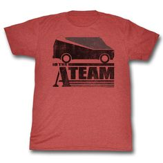 A-Team Red T-Shirt