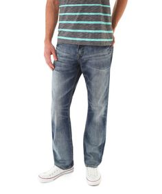 silver - grayson rs299 straight cut jeans