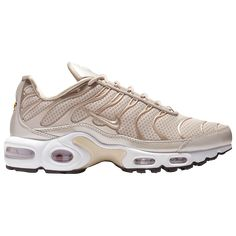 save off c557b 20598 Nike Air Max Plus - Women s - Running - Shoes - Thunder Blue Persian  Violet Sail Gum Med Brown