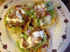 This is a recipe thats very easy and simple. I think its some of the most flavorful chicken (Ive made) with no salt added! I love these as tacos with romaine lettuce, pico de gallo, shredded cheesed and some sour cream. It gets really spicy with the added Ro*Tel in there so I omit it unless Im wanting a lot of heat. I added the beans and corn because its acts like a corn salsa/refried beans, I suppose. Its great to throw together before you run off to work. It feeds me for a week but I c...