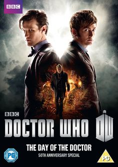 ❦ Doctor Who: The Day of the Doctor - 50th Anniversary Special [DVD]  Part of our Two DVDs for £18 offer*