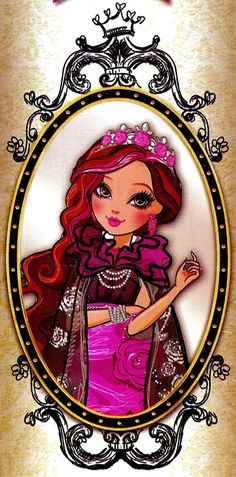 Ever After High Legacy Day Briar Beauty