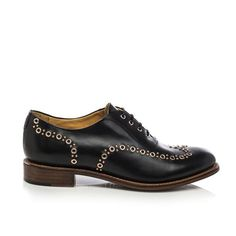 Mr. Leopold Wingtip Oxford