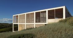 WOOD SUN-LOUVRES IN HARMONY WITH NATURE