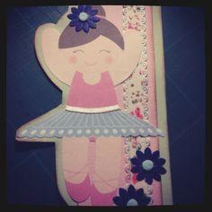 #Ballerina_bookmark