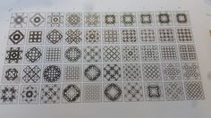Toby Plunkett's M/N Cymatics diagrams