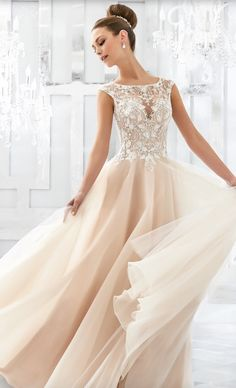 Wedding Dress Inspiration - Morilee by Madeline Gardner
