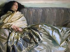 Repose by John Singer Sargent - 1911