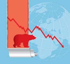 A Rough start for the week the market is now rolling over and likely to test the downward trendline this …