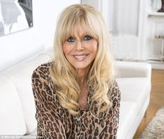 Britt Ekland, 73, reveals that she has not been 'interested in sex' for about 20 years August 2016