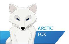 Fox Logo, Arctic Fox, Logos, Animals, Animales, Animaux, Logo, Animal, Animais