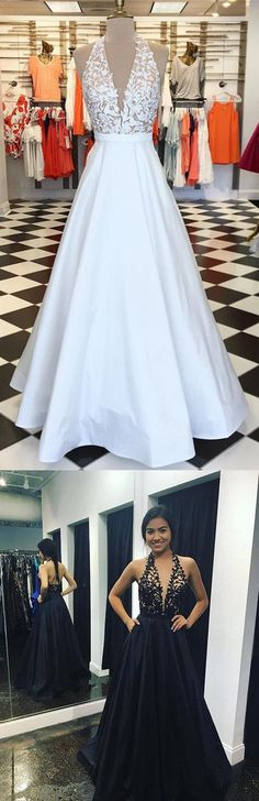 Sexy A-Line Appliques Prom Dresses,Long Prom Dresses,Cheap Prom Dresses, Evening Dress Prom Gowns, Formal Women Dress,Prom Dress