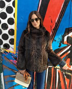 Street Style Stars Can't Get Enough of These High-Street Brands via Star Fashion, High Fashion, Fashion Show, Best Fashion Instagram, Gala Gonzalez, High Street Brands, Pictures Of The Week, Who What Wear, Fall Outfits