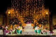Decoração casamento rustico a noite e dia festa de casamento chic no campo festas wedding romantico simples weddingideas weddinginspiration salão casarão la villa em mogi das cruzes