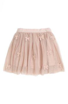 Stella McCartney Kids 'Honey' Tulle Skirt (Toddler, Little Girls & Big Girls)
