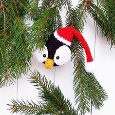 Christmas ornament crochet penguin #amigurumi #amigurumipattern #crochettoy #crochetpenguin  #amigurumipenguin #freeamigurumipattern #amigurumitoy #Christmasornament Christmas Ornaments, Holiday Decor, Home Decor, Xmas Ornaments, Homemade Home Decor, Christmas Lawn Decorations, Christmas Jewelry, Christmas Ornament, Interior Design