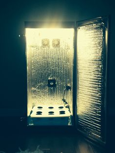 12 Plant Kush Cabinet Stealth Grow Box - Hydroponic Systems A super grow box is the greatest way to stealth growing in your apartment.