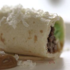 Austrian Chocolate #Burrito. Learn how to make this recipe, courtesy of IBM's Cognitive Cooking.