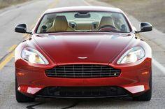 2016 Aston Martin DB9 Facelift