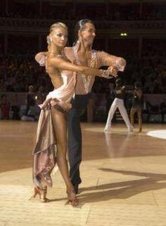 Yulia Zagoruychenko and Max Kozhevnikov Rumba Can be seen here:http://www.youtube.com/watch?v=v1JpU0CVEeU