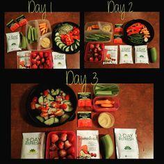 3 Day Refresh,  A Plant Based Detox #detox