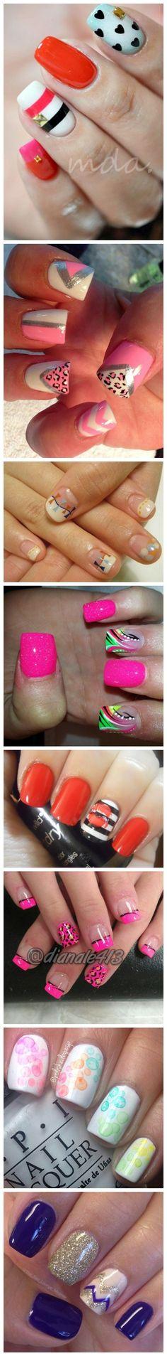 Nail Design Samples