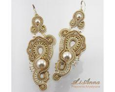 341 sutasz (soutache) NA ZAMÓWIENIE - Pracownia artystyczna Lianna | Anna Lipowska LiAnna Biżuteria sutasz