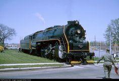 RDG 2102 Reading Company Steam 4-8-4 at Gettysburg, Pennsylvania by Bob Krone