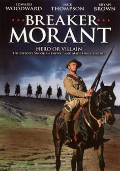 Image result for breaker morant movie