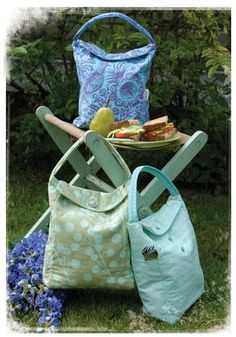 Favorite Things The Lunch Bag Pattern