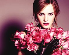 Emma Watson for 'Lancome in Love'