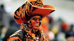 Cincinnati Bengals...Matt and I met this guy in 2013 at the Bengals vs. Browns game